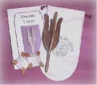 Fiber Craft Kits - Double Lucet Kit