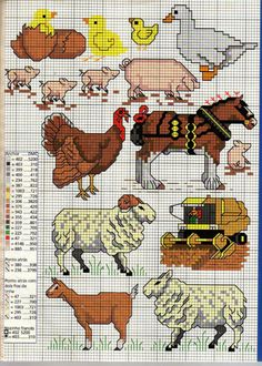 Pig Blackwork Patterns, Needlepoint Patterns, Cross Stitch Designs, Cross Stitch Patterns, Cross Stitching, Cross Stitch Embroidery, Snitches Get Stitches, Cross Stitch Kitchen, Cross Stitch Boards