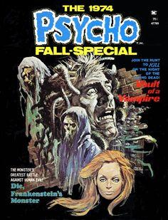 Skywald - Psycho! - Prieto Muriana
