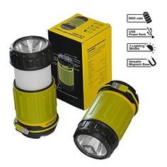 Ultra luminoso LED batteria campeggio Hanging Lanterna To…