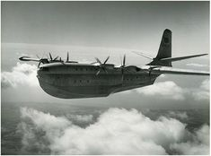 """Saunders Roe Princess Flying Boat < I wonder who was the first to say """"Flying Boat"""" and just how quickly he was handed over to the fellows in white lab coats and soft voices?"""