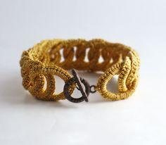 crochet bracelet                                                                                                                                                                                 More