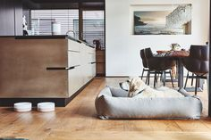 The Sonno box dog bed combines a simple design with superior comfort. It comes in the classic MiaCara box bed shape and is upholstered with the stylish Sonno fabric to create the coziest lounge look in your home. The straightforward design is com. Minimalist Design, Modern Design, Sleeping A Lot, Designer Dog Beds, Milk Shop, Box Bed, Dogs Of The World, Dog Accessories, Bed Covers