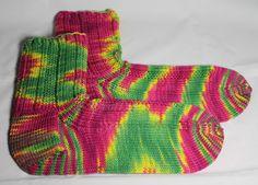 Tinas kreative Seite - Liebe Jungs Socken