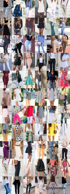 65 Trending Outfits To Wear Now (S/S) 2016 @styleestate