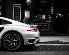 Cadre Murale Photographie Porsche