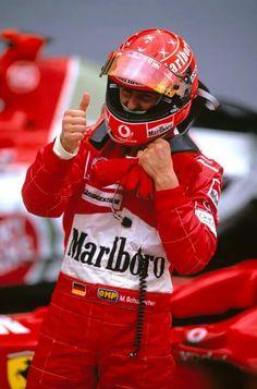 Formula 1 - Michael Schumacher