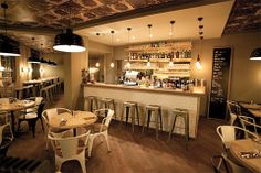 La Fabrique - Geneva Restaurant, Bar, Drink, Table, Furniture, Home Decor, Beverage, Decoration Home, Room Decor