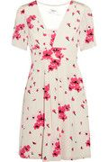 Temperley London Mini Lea printed silk dress