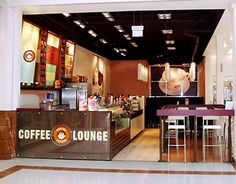 coffee lounge - Coffee Shop Design Ideas