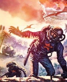 "The Vault of Retro Sci-Fi — boomerstarkiller67:   Perry Rhodan ""Venus In..."