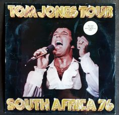 #tomjones Tour #SouthAfrica 76 #poprock #vinylrecord South Africa Pressing Pop Rocks, Vinyl Records, South Africa, Toms, Music, Movie Posters, Musica, Musik, Muziek