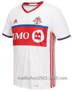 2ème maillot de foot thailande Toronto FC 2016