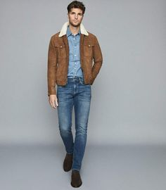 Mens Smart Casual Outfits, Cool Outfits, Men Casual, Men's Outfits, Outfits Hombre, Fashion Line, Men's Fashion, Winter Fashion, Fashion Trends