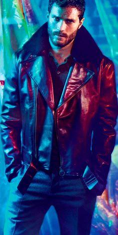 Jamie Dornan The Path to World Domination GQ Magazine February 2015   Photo Hunter & Gatti