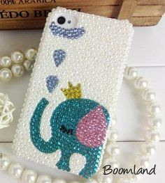 Elephant+phone+case+iPhone+5+case+iphone+4+by+iPhoneCasesStyle,+$18.65