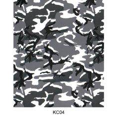 Hydro dipping film camouflage pattern KC04