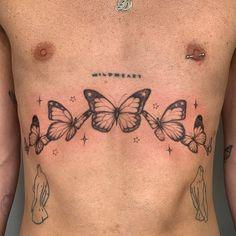 """@davidenth on Instagram: """"✨🦋 🦋 ✨ for @drumaq"""" Mini Tattoos, Dainty Tattoos, Dream Tattoos, Pretty Tattoos, Future Tattoos, Beautiful Tattoos, Body Art Tattoos, Small Tattoos, Cool Tattoos"""