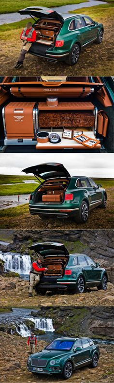 Bentley Bentayga Fly-Fishing Special Edition