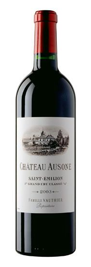 Château Ausone 2000 desde $4,031.57 (2.995,00€) ¡Sólo queda 1 botella! Envío GRATIS.