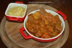 Una famiglia in cucina e altro...: GULASCH ALL'UNGHERESE   ingredienti   800 g polpa...