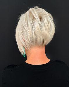 Straight Lobs, Short Hair Cuts, Short Hair Styles, Short Blonde Haircuts, Stacked Bobs, Punk, Pixie, Sexy Shorts, Undercut
