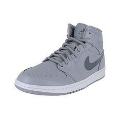 the best attitude f9b9f ca31c Nike - Air Jordan I Retro High OG GS - 575441 - Wolf Grey-Cool