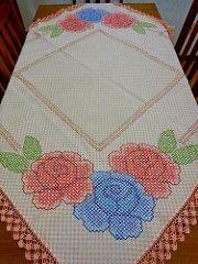 7 (AneloreSMaschke) Tags: bordado tecido xadrez avesso handmade artesanato