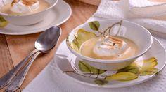 Crema de naranja merengada - Elena Aymerich - Receta - Canal Cocina