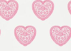 Papel Pintado Harlequin  SWEET HEARTS 110538 . Disponible online en Modacasa.es