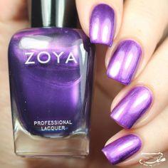 Swatches | Zoya Party Girls Winter 2017 Collection