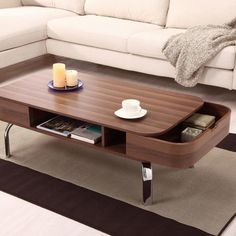 Hokku Designs Lynlee Coffee Table