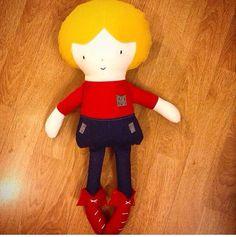 My new doll. :))