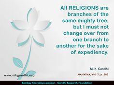 #gandhiquotes #religion #mkgandhi #mahatmagandhi #quotes Mk Gandhi, Mahatma Gandhi Quotes, Religion, Thoughts, Building, Life, Quotes By Mahatma Gandhi, Buildings, Construction