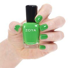 Zoya Evergreen - ULTRABRITES