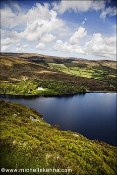 Wicklow Mountains National Park, Ireland. I've always want to go there since I first saw PS I love you