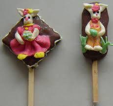 Resultado de imagem para doces decorados de pascoa