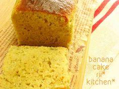 HM簡単♡バナナケーキ♡ノンオイル*゜の画像