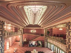 alameda theater ceiling - Google Search