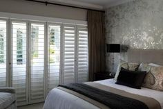Security is a priority in every home but what can you do if you dislike the look of burglar bars? You could consider installing elegant Plantation Security Shutters instead.