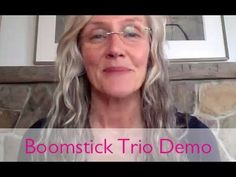 Makeup for boomer women - Boomstick Trio Demo Boom! by Cindy Joseph