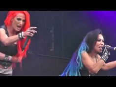 BUTCHER BABIES - Blood Soaked Hero (OFFICIAL ALBUM STREAM) - YouTube