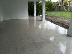 10 Best Polished Concrete Patio images in 2016 | Concrete