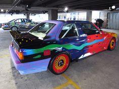 BMW E30 M3 By: Reuben Augusto.