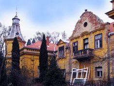 Saághy-kastély Szombathely Homeland, Hungary, Gardens, Houses, Mansions, House Styles, City, Photos, Homes