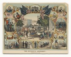 The Smithsonian's New African-American Museum Gives a Powerful Portrait of Black Experience. Thomas Kelly, The Fifteenth Amendment. Celebrated May 19th 1870, 1870. Collection of the Smithsonian National Museum of African American History and Culture, Images courtesy of NMAAHC.