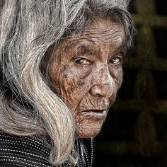 A Long-Lived Woman