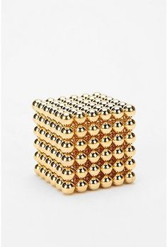 Bucky Balls.  D would LOVE this