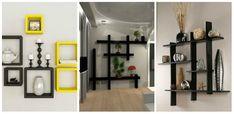 Amenajari interioare cu rafturi din lemn care pun in valoare orice decor monoton. Vedem si ne inspiram din aceste 17 idei practice