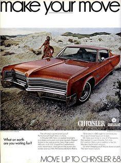 1968 Chrysler Ad
